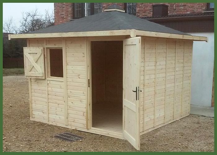 domek drewniany 5