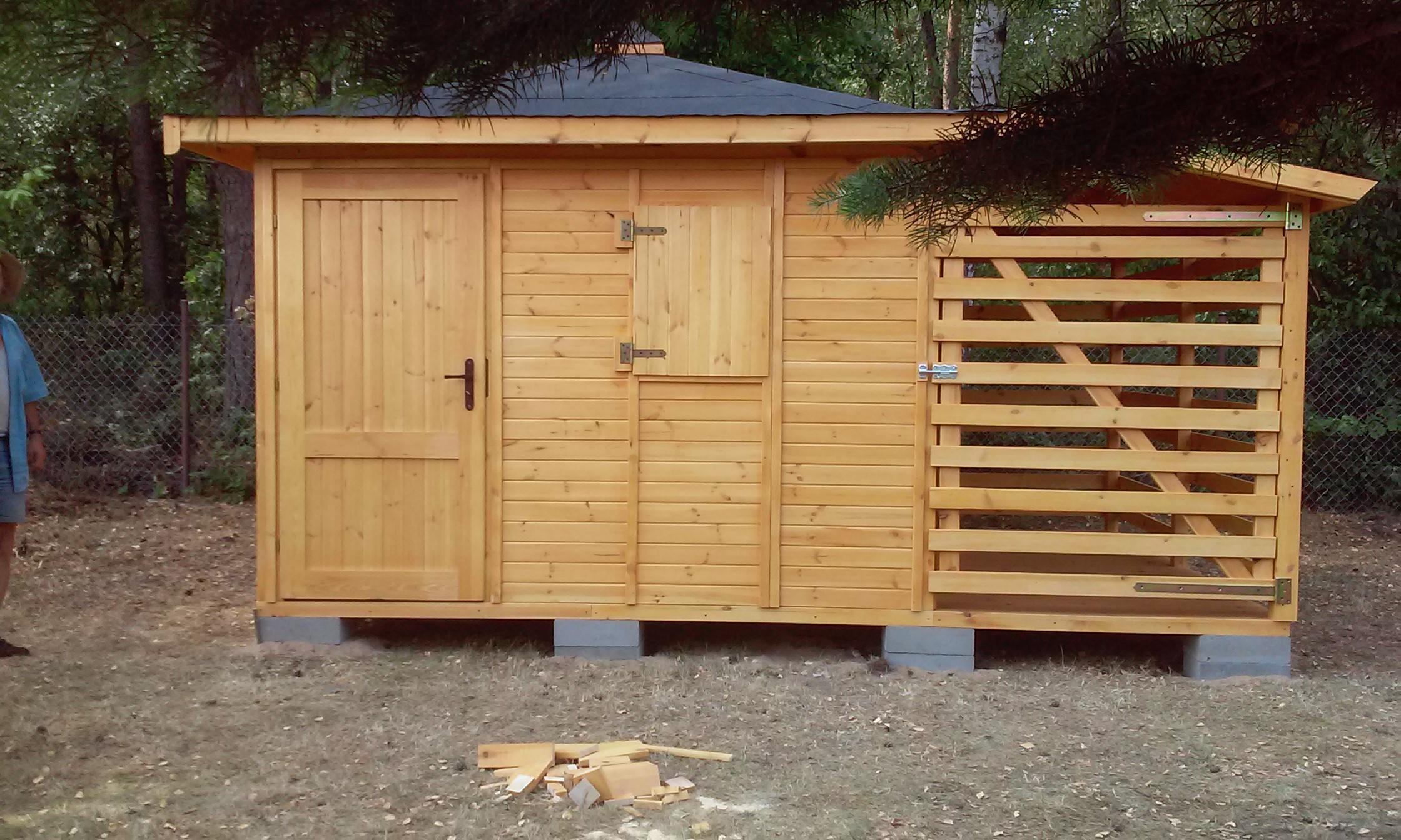 domek drewniany 7